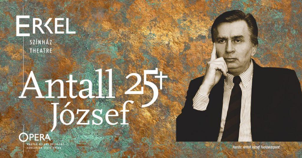 Hangversennyel emlékezik Antall Józsefre az Opera